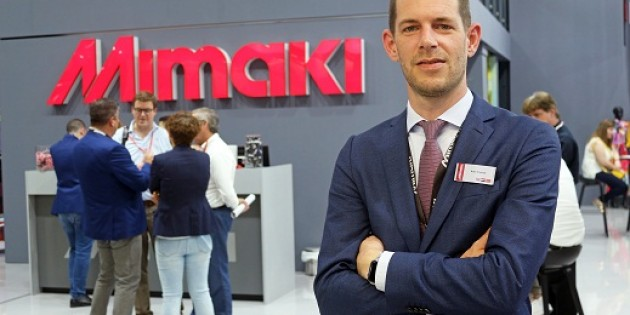Mimaki Introduces Hybrid Solution That Removes the Limitations in Textile Printing