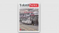 Tekstil News Online Dergi Mart Nisan 2020 Sayısı