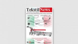Tekstil News Online Dergi Kasım Aralık 2020 Sayısı
