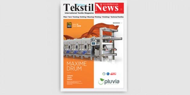 Tekstil News Online Dergi Ocak Şubat 2021 Sayısı