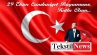 Cumhuriyet Bayramınız Kutlu Olsun…