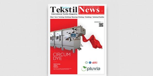 Tekstil News Online Dergi Mayıs Haziran 2021 Sayısı