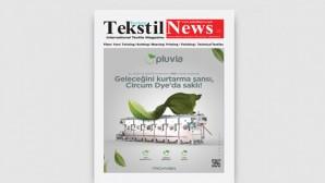 Tekstil News Online Dergi Temmuz Ağustos 2021 Sayısı