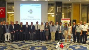TEMSAD 12. Genel Kurulu Yapıldı , TEMSAD Başkanlığına yeniden Adil NALBANT seçildi.